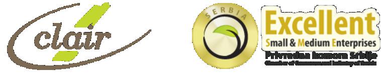 clair novi sad logo footer
